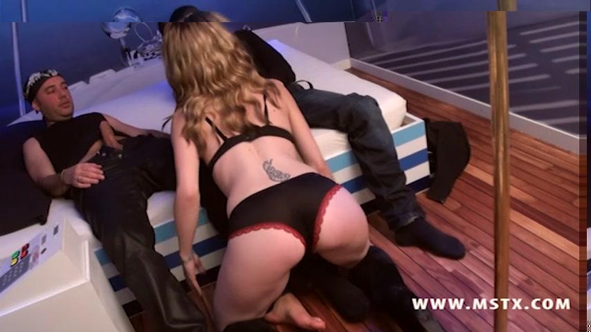 Amandine au sex-shop