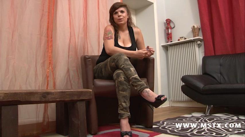 Kimy Blue, son casting porno