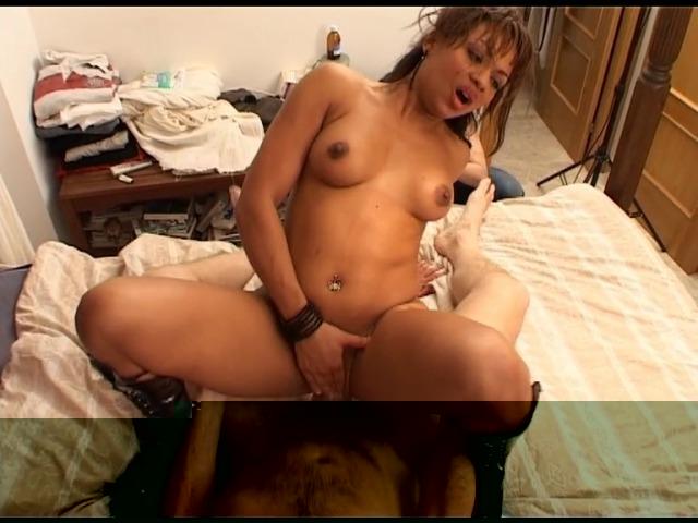 Une brésilienne fétichiste baisée avec ardeur