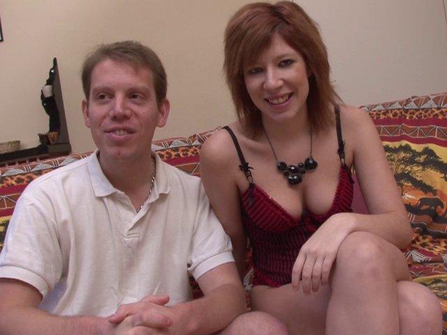 Couple d'amiens vient s'essayer au porno devant notre caméra