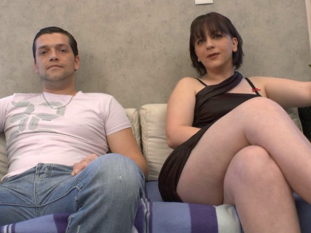 Cassandra et sébastien se lancent dans le porno amateur