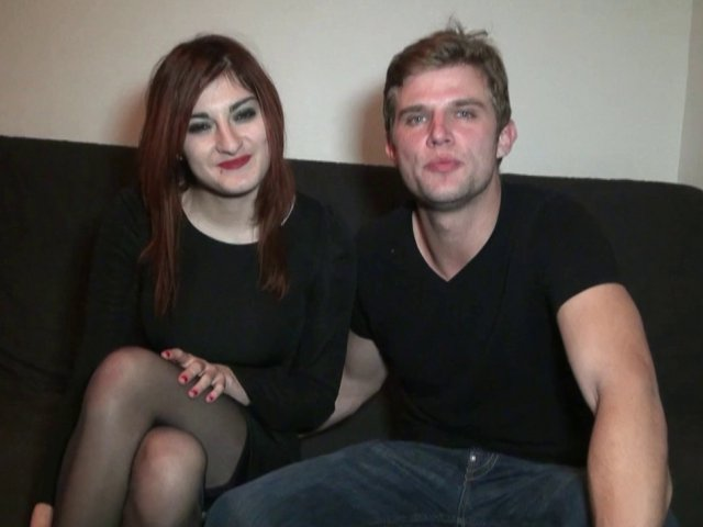 Vincent et alexandra passent un premier casting