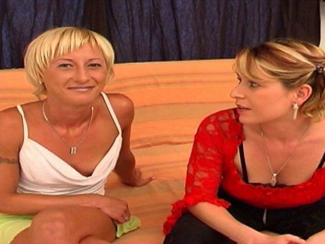 Noémie est venue de tchécoslovaquie pour baiser avec vanessa